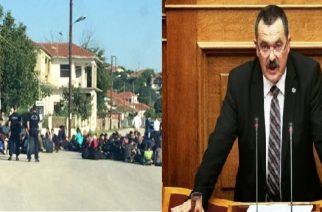 Στη Βουλή έφεραν το ρεπορτάζ του evros-news.gr για δικηγόρους που… περιμένουν λαθρομετανάστες