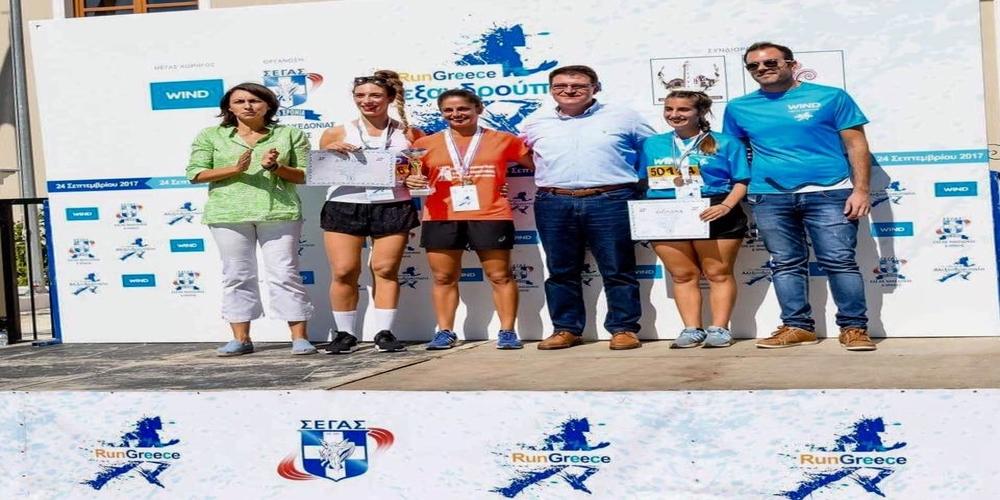 Όλα τα αποτελέσματα του Run-Greece Αλεξανδρούπολης σε 5 και 10 χιλιόμετρα