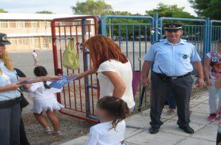 """""""Εκστρατεία"""" ενημέρωσης απ' την αστυνομία για μαθητές, γονείς τη Δευτέρα με φυλλάδια κυκλοφοριακής αγωγής"""