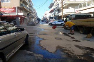 ΟΔΗΓΟΙ ΠΡΟΣΟΧΗ: Επικίνδυνος δρόμος ΤΩΡΑ στην Αλεξανδρούπολη