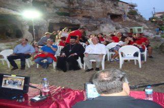 """Βραδιά ιστορίας με θέμα """"Διδυμότειχο η Πόλη των Σπηλαίων"""" στα λαξευμένα σπήλαια απ' τους Καστροπολίτες"""
