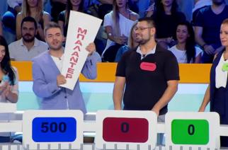 """Ο Έβρος πρωταγωνιστής στην πρεμιέρα του """"Τροχού της τύχης"""" με τον Πέτρο Πολυχρονίδη(video)"""