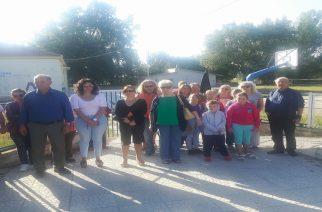 Διαμαρτυρία γονέων και μαθητών για την υποβάθμιση του Δημοτικού σχολείου Λεπτής