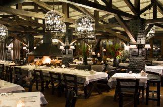 """Δείπνο Λαμπάκη χθες βράδυ στην """"Ταβέρνα Αη Γιώργη"""" στους Υπουργούς Ενέργειας Ελλάδας, Σερβίας, Βουλγαρίας"""