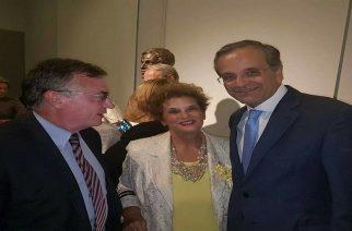Η παρουσία του πρώην Πρωθυπουργού Αντώνη Σαμαρά σε Νέα Βύσσα και Ορεστιάδα