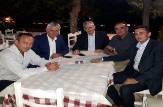 Συζήτησαν τα προβλήματα των αστυνομικών της Ορεστιάδας