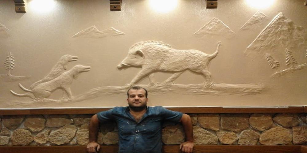 Η νέα δημιουργία του Χέμεν Μουχάμαντ στην Λέσχη Κυνηγών Αλεξανδρούπολης