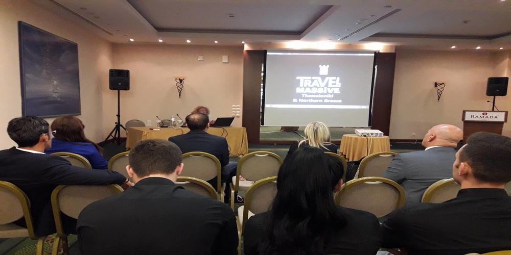 Ηλεκτρονική πλατφόρμα για επιχειρηματίες του τουρισμού παρουσιάστηκε στην Αλεξανδρούπολη