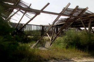 Αλεξανδρούπολη: Το καλοκαίρι τελείωσε και ακόμα φτιάχουν τα στέγαστρα του δημοτικού κάμπινγκ