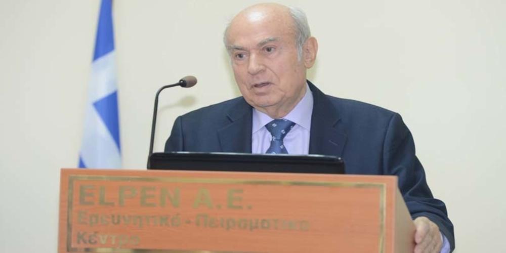 Σημαντική τιμητική διάκριση για τον Εβρίτη Πρόεδρο της κορυφαίας φαρμακοβιομηχανίας ELPEN, Δημήτρη Πενταφράγκα