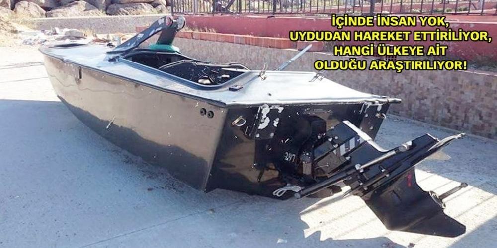 Τούρκοι: Πιάσαμε κατασκοπευτικό σκάφος στην Σαμοθράκη!