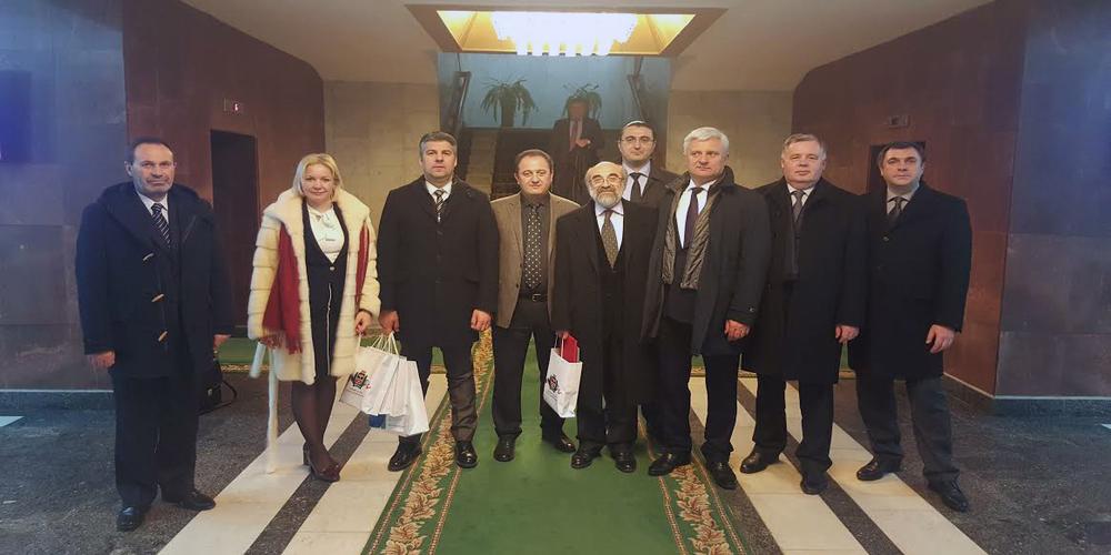 Δεύτερο ταξίδι σε 7 μήνες στην Αγία Πετρούπολη ο δήμαρχος Αλεξανδρούπολης με 5μελή συνοδεία