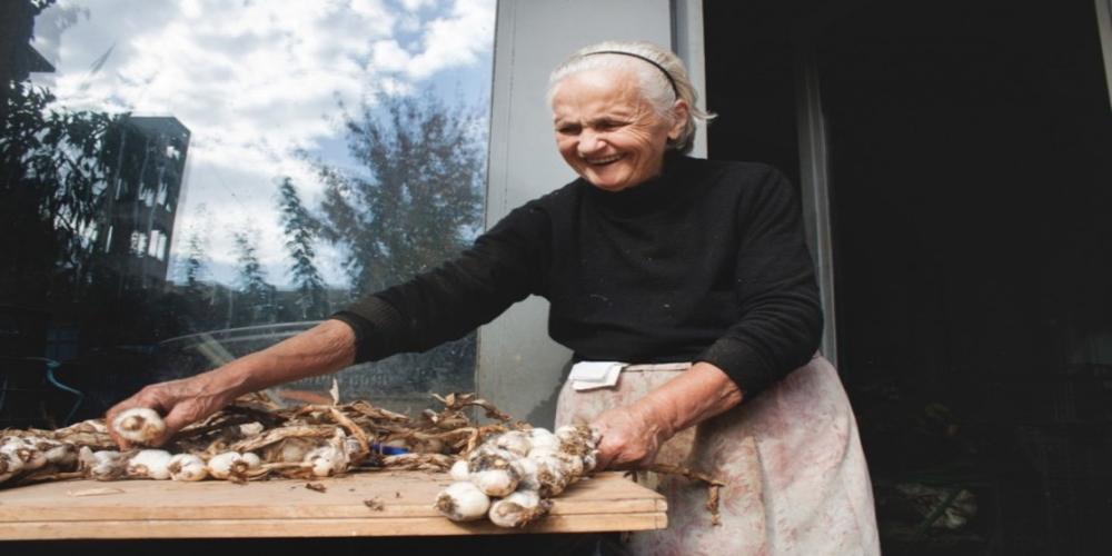 """""""'Εφυγε"""" η κυρία Κούλα, η τελευταία «σκορδού» της Αθήνας απ΄την Ορεστιάδα"""
