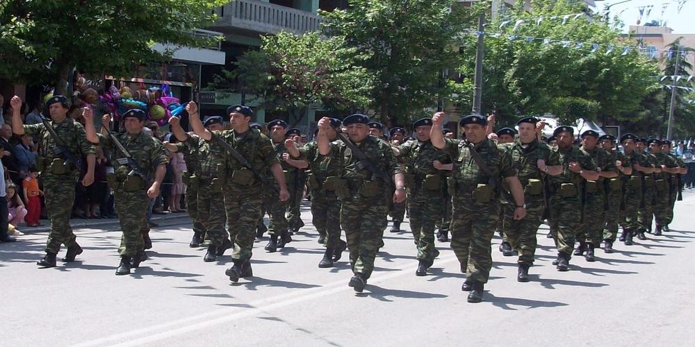 Η κυβέρνηση απαγορεύει στα Τάγματα Εθνοφυλακής να παρελάσουν την 28η Οκτωβρίου!!!