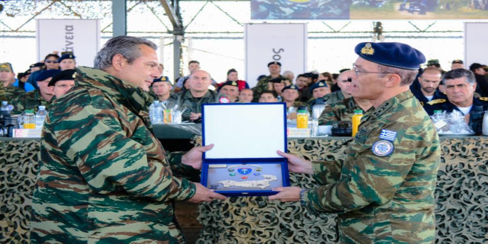 Ούτε μια ημέρα τιμητική άδεια στους στρατιωτικούς που εντυπωσίασαν στον ΠΑΡΜΕΝΙΩΝΑ 2017