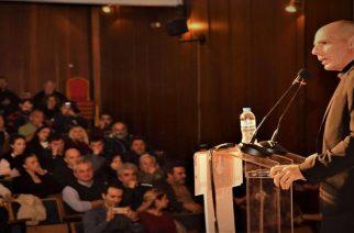 Αλεξανδρούπολη: Πήγαν στον Βαρουφάκη και όσοι στήνονταν στις ουρές των ΑΤΜ το 2015;