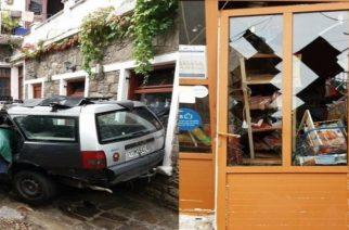 Μέτρα για τις πληγείσες επιχειρήσεις της Σαμοθράκης ζητεί η ΓΣΕΒΕΕ