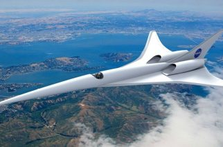 Ο Έλληνας μηχανικός που σχεδίασε το νέο υπερηχητικό Concorde
