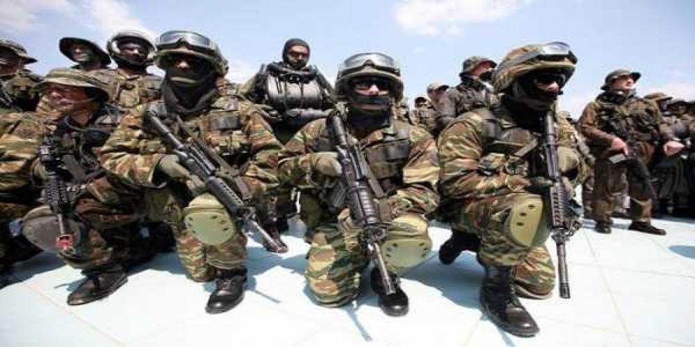 Πρόσληψη 210 οπλιτών και εφέδρων (OBA) για 3 χρόνια στο Στρατό Ξηράς