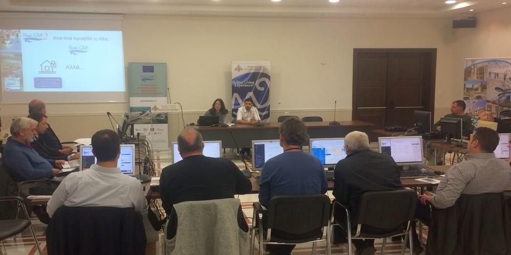 Σημαντικό σεμινάριο για την προστασία από πλημμύρες πραγματοποιήθηκε στην Αλεξανδρούπολη