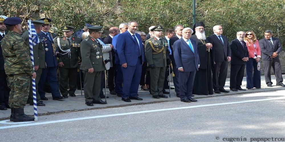 Δημοσχάκης: Υψηλού συμβολισμού η επίσκεψη του Προέδρου της Δημοκρατίας στη Σαμοθράκη