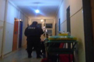 Ψυχασθενής ή κάτι πιο επικίνδυνο ο αλλοδαπός που νοσηλεύεται φρουρούμενος στο ΠΓΝ Αλεξανδρούπολης;