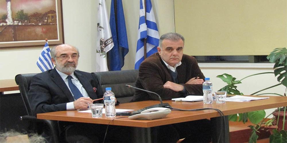 Απολογισμό, αποκατάσταση ζημιών και νέες ακτοπλοϊκές γραμμές τα θέματα του Διαδημοτικού Συμβουλίου στη Σαμοθράκη