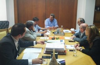 Σύσκεψη Ξανθού-Πολάκη με βουλευτές και διοικητές των νοσοκομείων του Έβρου