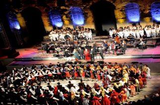 Γέμισε Θράκη το Ηρώδειο στην τιμητική βραδιά για τον Χρόνη Αηδονίδη (φωτό+βίντεο)