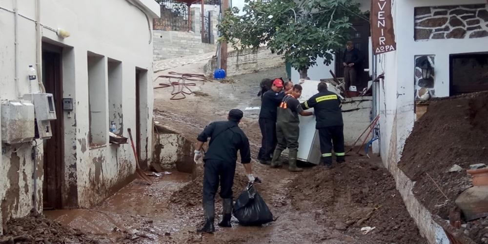 Δήμος Σαμοθράκης σε εθελοντές: Πάρτε τα… φτυάρια σας και ελάτε
