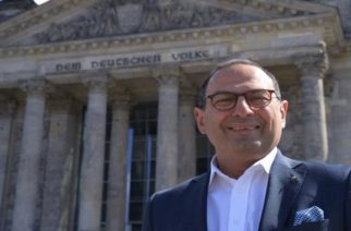 Γρηγόρης Αγγελίδης: Ο πρώτος ελληνικής καταγωγής βουλευτής στην Γερμανική Βουλή