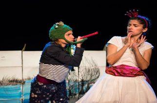 Σουφλί: Η θεατρική παράσταση «ΒατΡαπουνζέλ»   στο Μουσείο Μετάξης