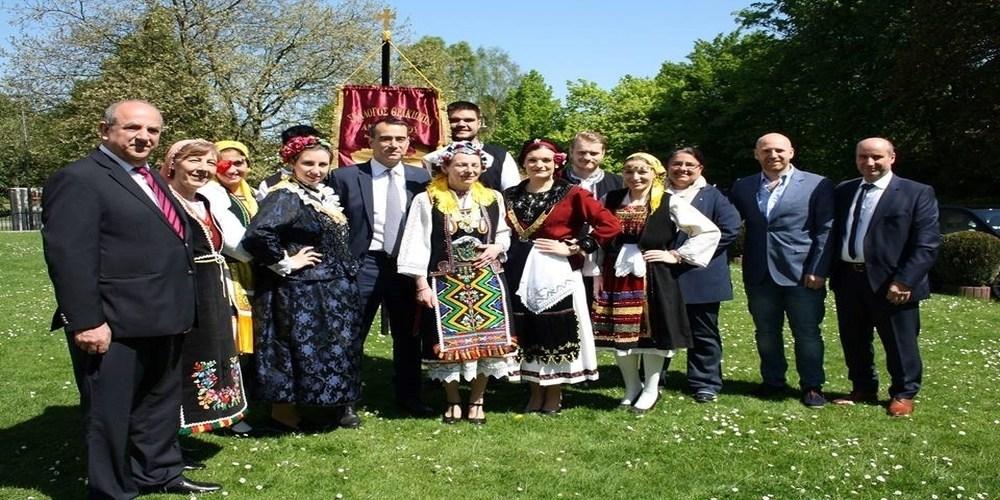 Σεμινάριο Θρακιώτικων χορών διοργανώνει το Σάββατο 14 Οκτωβρίου ο Σύλλογος Θρακιωτών Αμβούργου