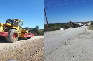 Προχωράει η βελτίωση του δρόμου Φυλάκιο-Βάλτος και ακολουθεί το Βάλτος- Ορεστιάδα