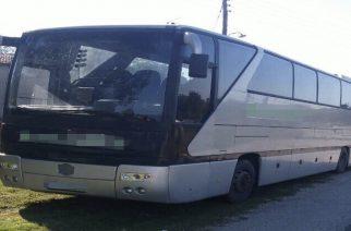 Διδυμότειχο: Συνελήφθη Τούρκος που έφερε… εκδρομή στην Ελλάδα 47 λαθρομετανάστες με τουριστικό λεωφορείο!!!