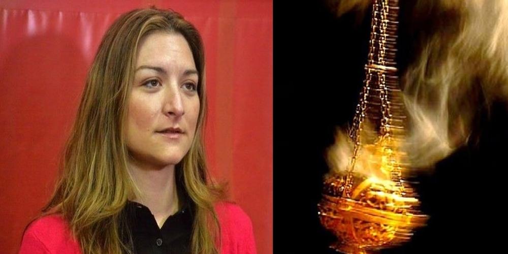 """Τα δελτία Τύπου της κ.Γκαρά, η """"τιμωρία"""" μας για την κριτική και το… λιβανιστήρι"""