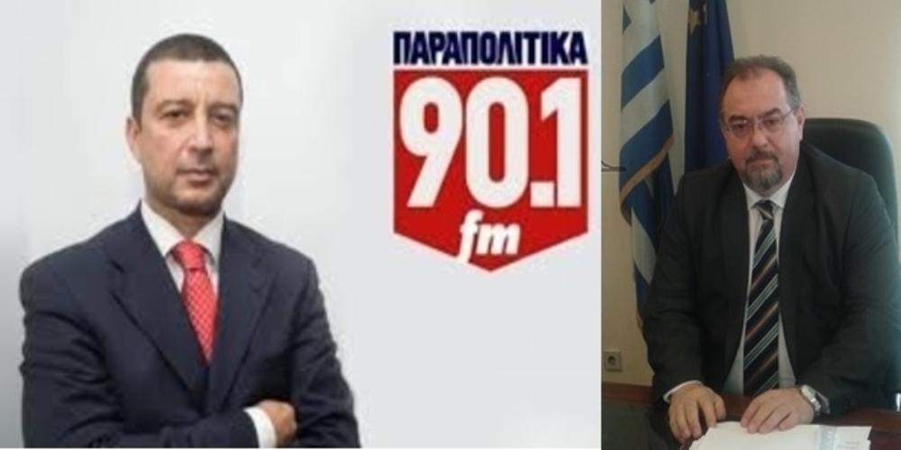"""Ο Κώστας Πιτιακούδης στα Παραπολιτικά fm 90.1 για την """"Τούρκικη Ένωση Ξάνθης"""" (ακούστε)"""