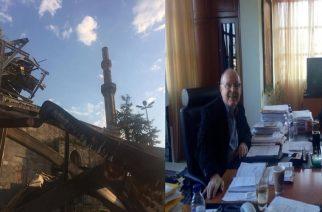 Το…βομβαρδισμένο τοπίο στο κέντρο του Διδυμοτείχου της το έδειξε ο κ.Πατσουρίδης;