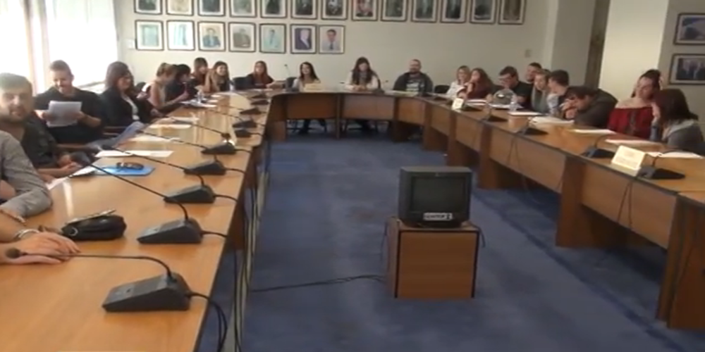 Εργασιακή εμπειρία για 26 μαθητές του ΕΠΑΛ από τον δήμο Ορεστιάδας