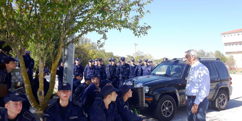 Δημοσχάκης: Η Ελληνική Αστυνομία βρίσκεται πάντα δίπλα στον πολίτη