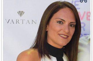 Η δυναμική και πετυχημένη Βίβιαν Κουρμπανιάν υποψήφια στις εκλογές του Επιμελητηρίου Έβρου