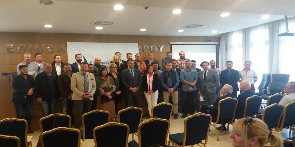 """Επιμελητήριο Έβρου: Πρόεδρος πάλι ο Τοψίδης, """"μάχη"""" 82 υποψήφιων για τις άλλες 20 θέσεις"""