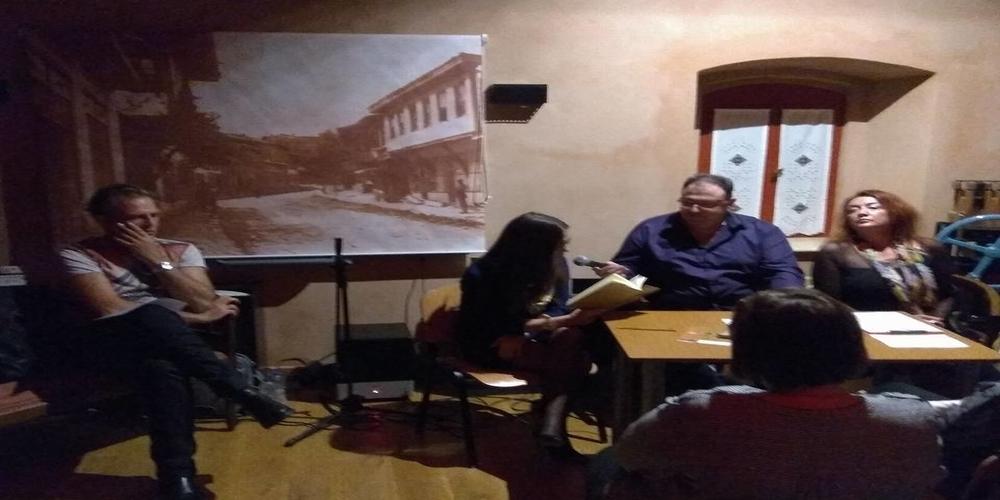 Σουφλί: Ο Πασχάλης Τσαρούχας παρουσίασε στην ιδιαίτερη πατρίδα του, το νέο του βιβλίο