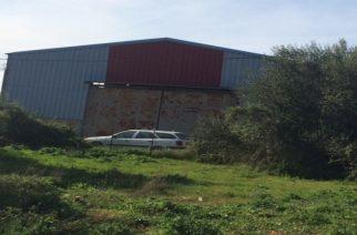 ΣΟΚ: Βρέθηκε νεκρός άνδρας σε αποθήκη στην περιοχή του Δερείου