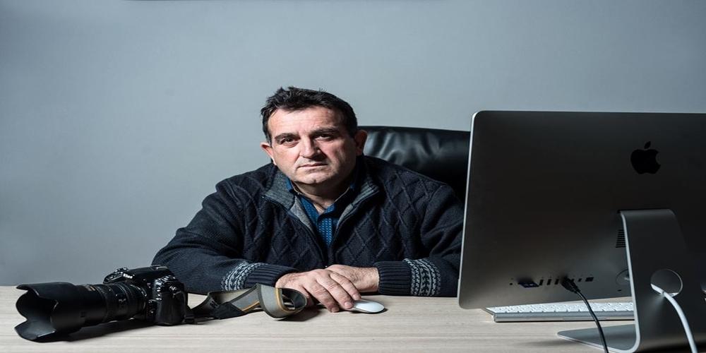 Παρασκευάς Μπιλιακάκης: Γνωστός φωτογράφος και πετυχημένος επαγγελματίας, τώρα Υποψήφιος για το Επιμελητήριο Έβρου