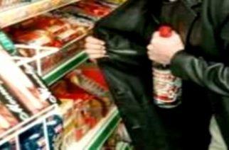 Προσπάθησαν να κλέψουν σούπερ μάρκετ ως πελάτες, αλλά τους αντιλήφθηκαν και συνελήφθη ο ένας