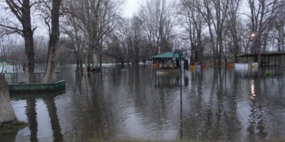 Σύσκεψη για να προλάβουν τις πλημμύρες από την Αντιπεριφέρεια Έβρου