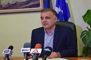 Σαμοθράκη: Για λαϊκισμό και κλεφτοπόλεμο κατηγορεί τους επικριτές του ο δήμαρχος Θανάσης Βίτσας