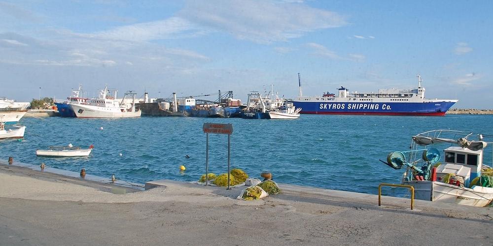 """Θαλάσσια """"Εγνατία"""" με Αλεξανδρούπολη-Κύμη-Αλιβέρι-Αγία Μαρίνα Αττικής, πρότεινε ο ΣΥΡΙΖΑ Εύβοιας!!!"""