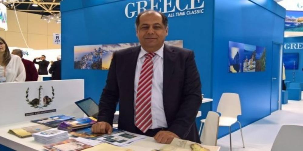 Ο Εβρίτης Κώστας Χατζηκωνσταντίνου ξανά στη διοίκηση των Ξενοδόχων Ελλάδος